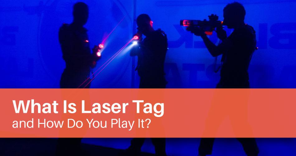 Что такое лазертаг и как в него играть?