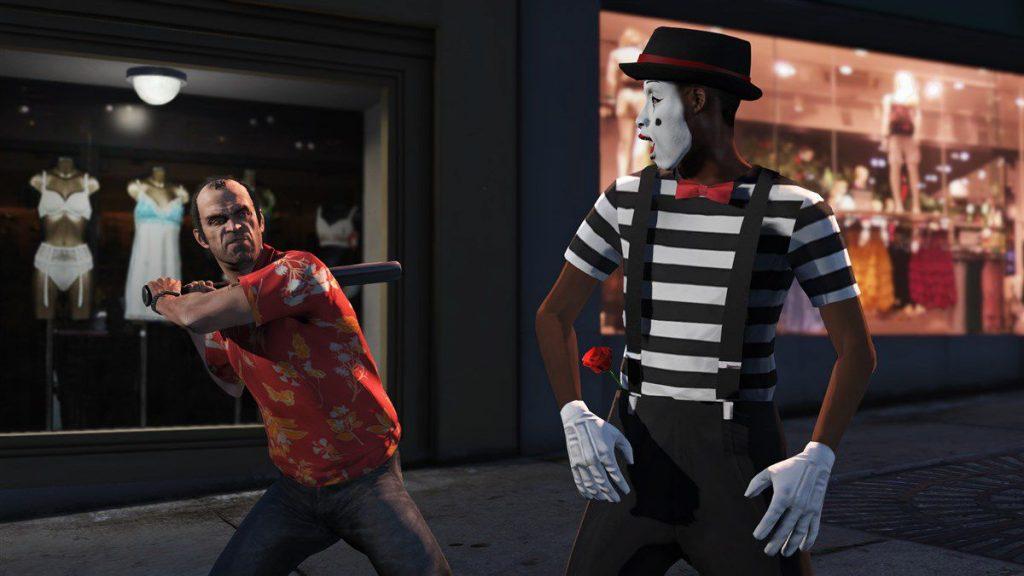 Обзор игры Grand Theft Auto V