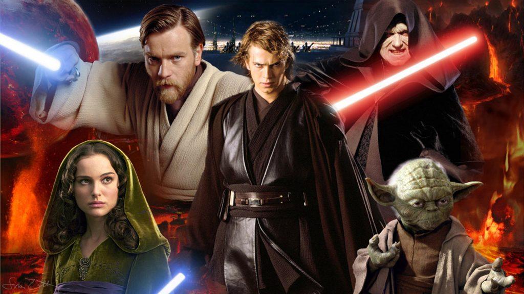Что не так с приквелами Star Wars?