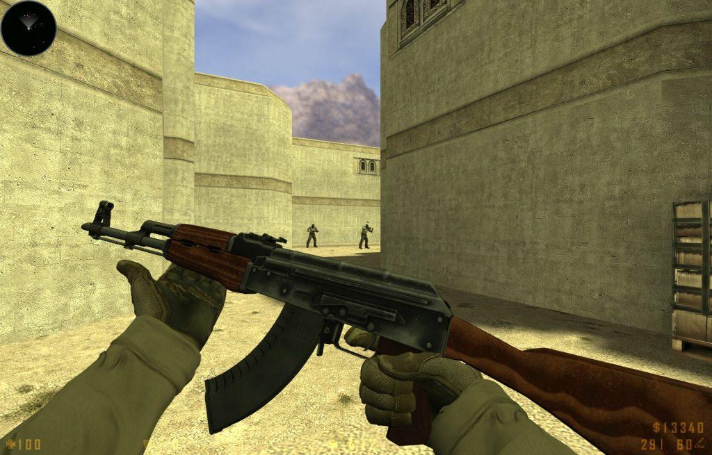 Counter-Strike 1.6 от se7en.ws