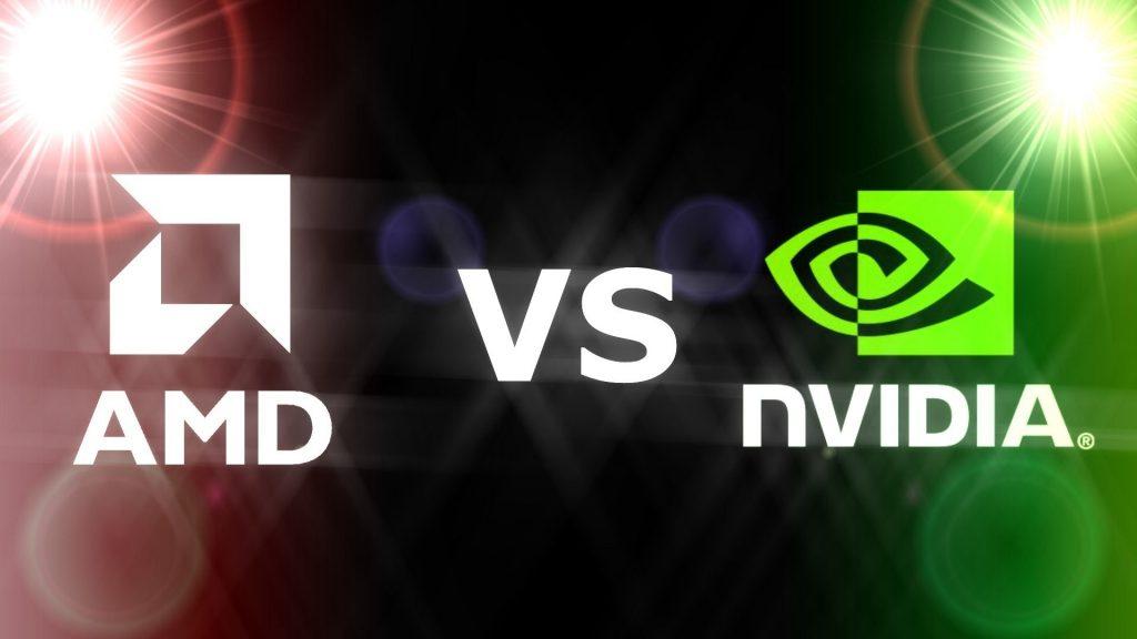 Nvidia или Radeon: что же выбрать в 2018