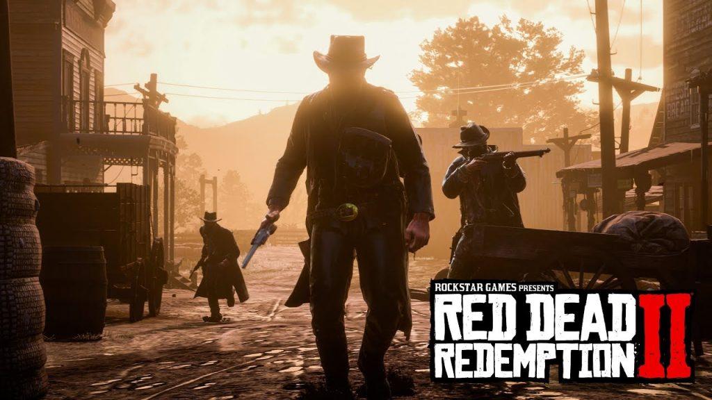 Сравнение Red Dead Redemption 2 на Xbox One X и PS4 Pro
