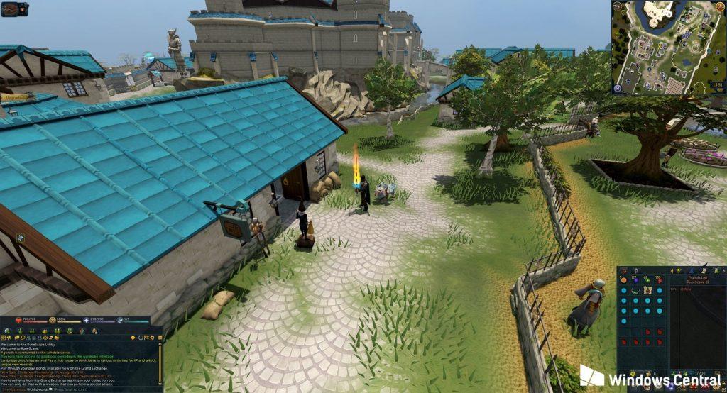 8 ролевых игр, таких как RuneScape