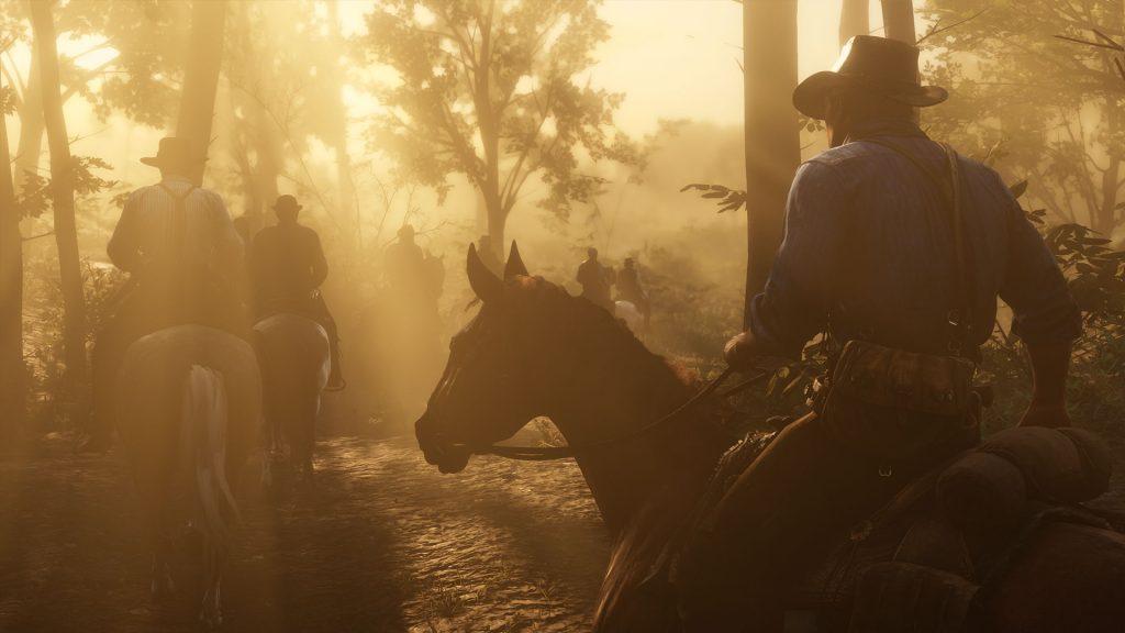 Как получить лучшую лошадь в Red Dead Redemption 2