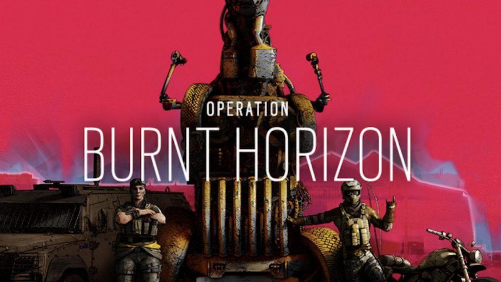 Burnt Horizon в Rainbow Six Siege: Ubisoft рассказала о новых оперативниках и карте