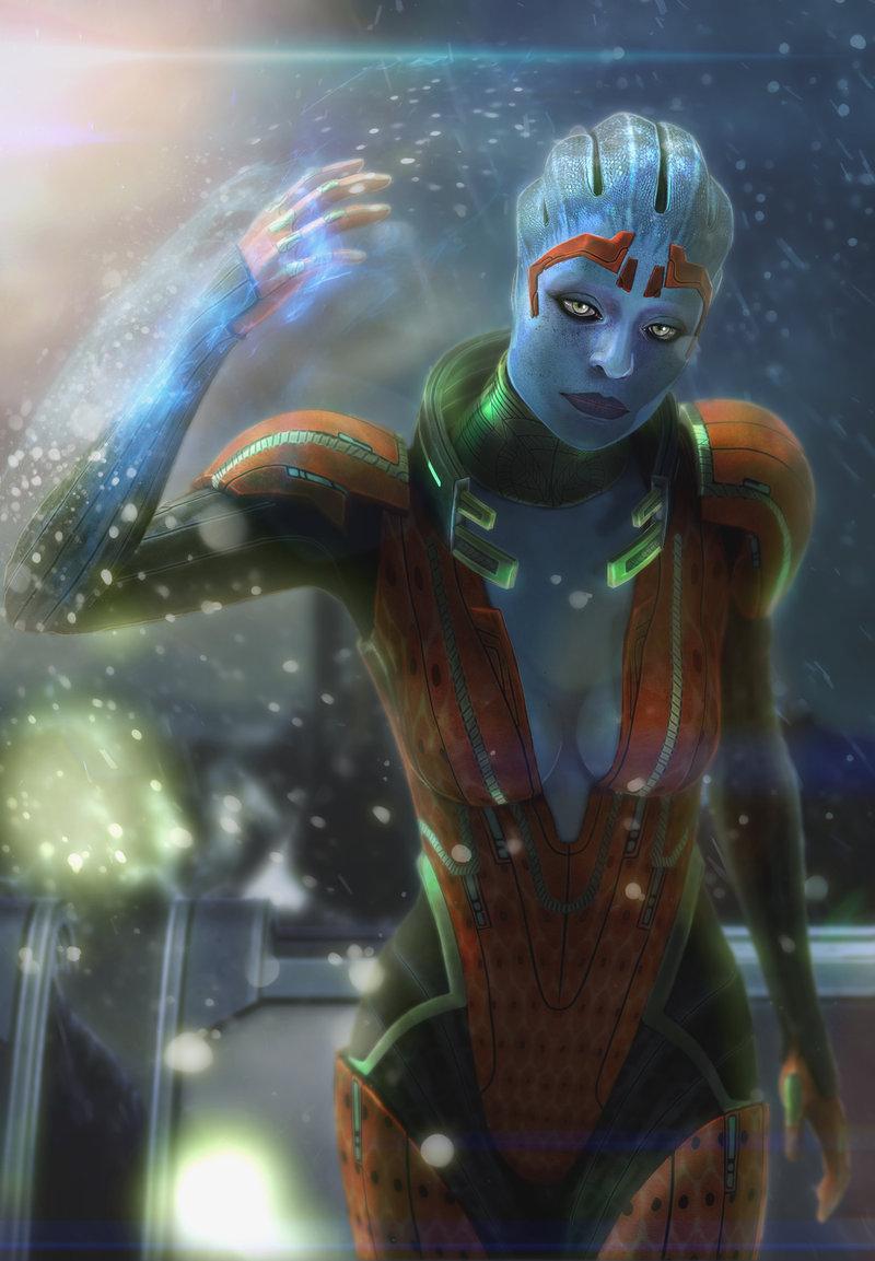 Факты о Mass Effect: Andromeda