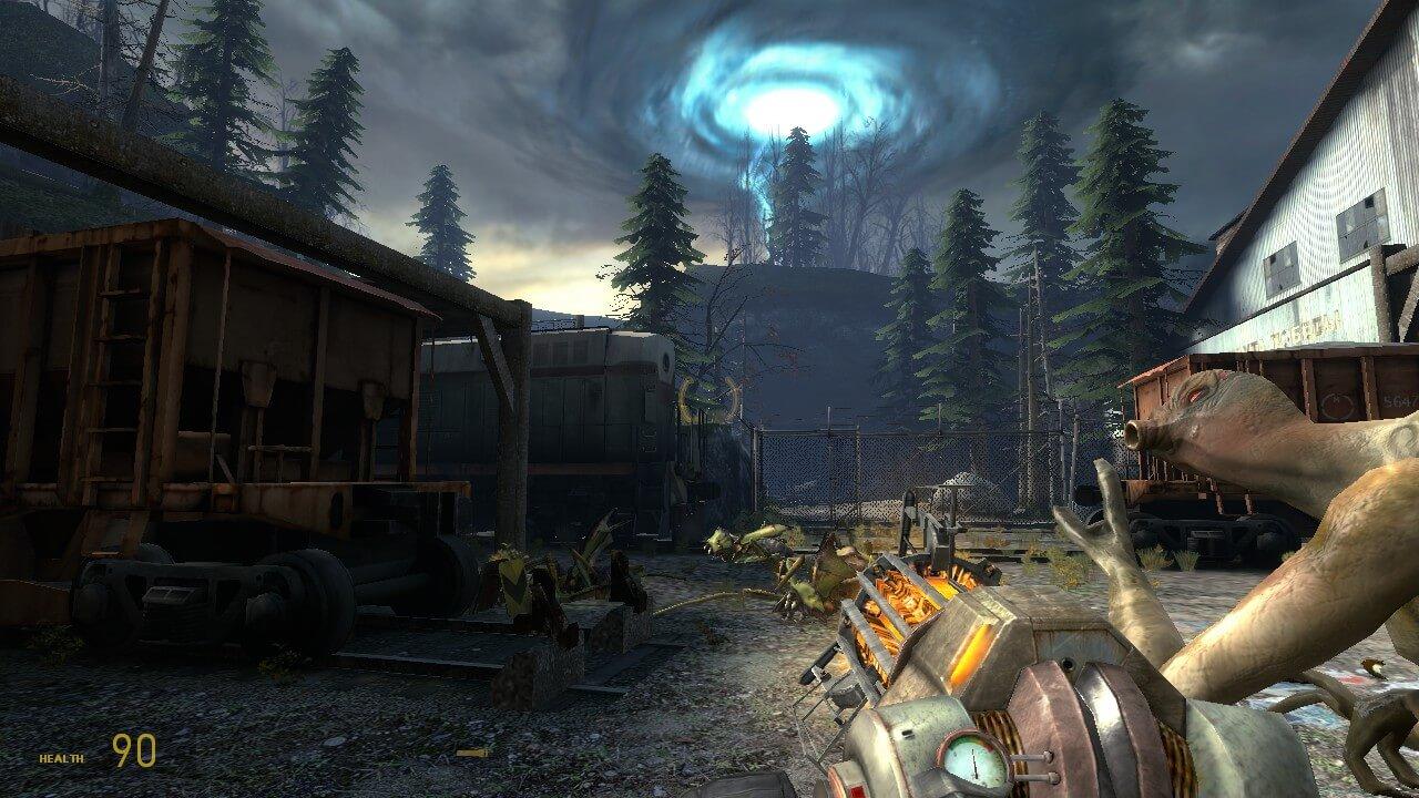 Серия игр Half-Life (1998-2007 г.)