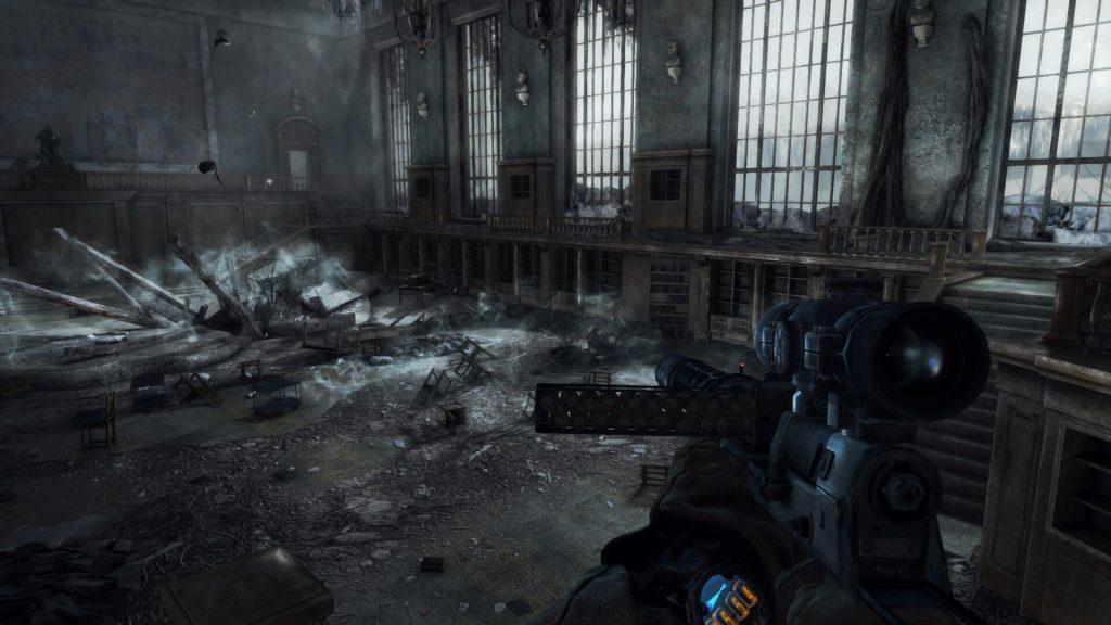 Покидаем Метро в Metro: Exodus