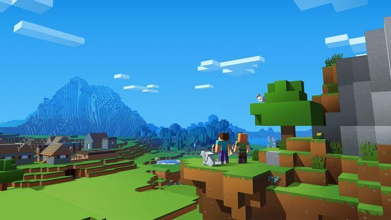 Херобрин - Minecraft