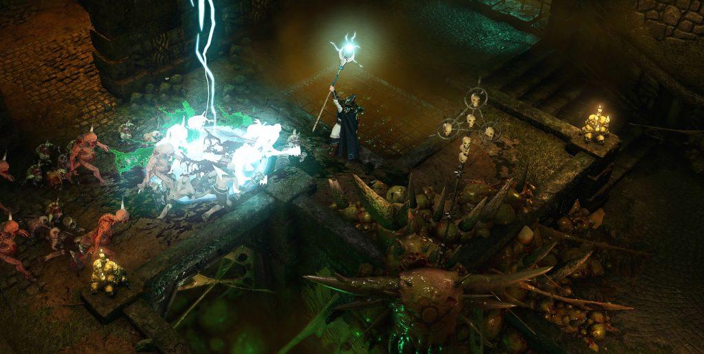 Warhammer: Chaosbane - старая добрая экшен-RPG