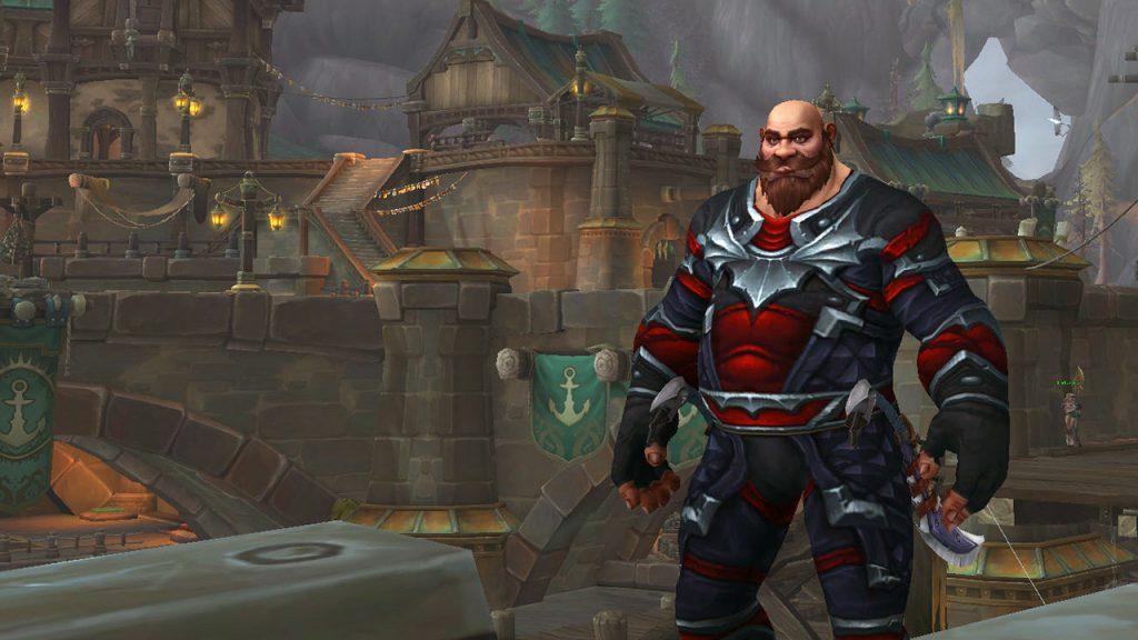 Если вы всё время хотели поиграть за высокого, внушительного телосложения человека в World of Warcraft, то сейчас самое время это сделать