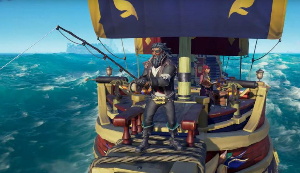 Игроки Sea of Thieves скоро смогут не только ловить рыбу, но и готовить блюда из своего улова