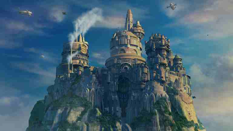 Линдблюм из Final Fantasy IX