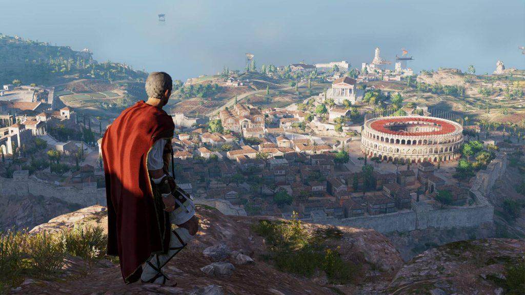 Режим исследования превращает Assassin's Creed Origins в интерактивный урок истории