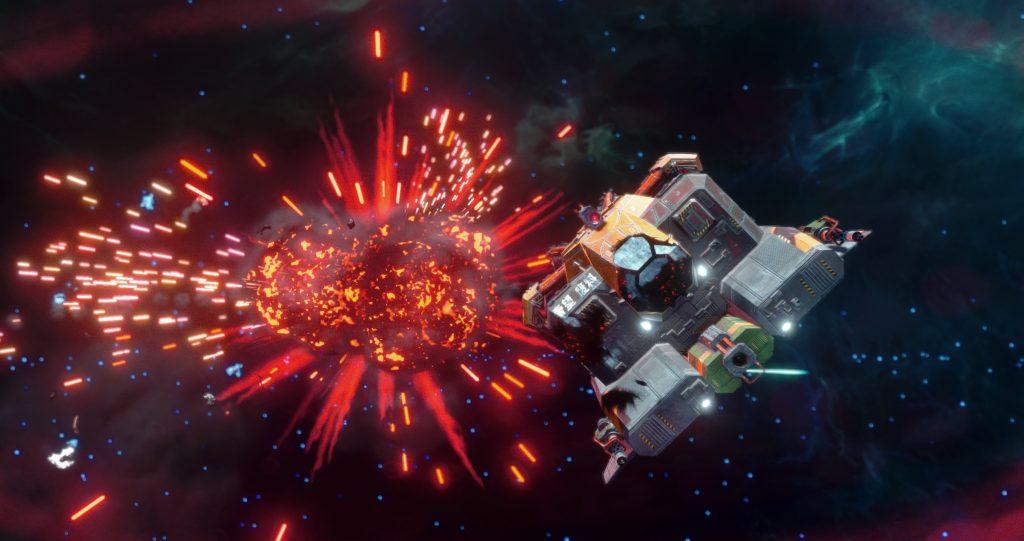 Стрим по Rebel Galaxy Outlaw показал 3 часа космических приключений