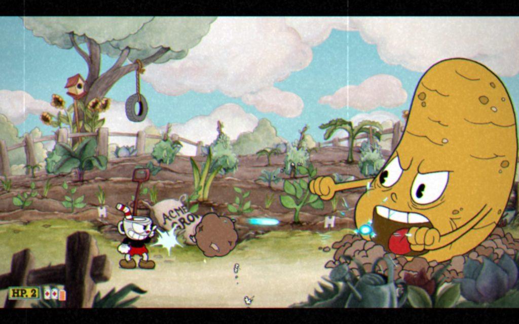 В Cuphead добавили новые анимации, выбор персонажей и, возможно, новые секреты