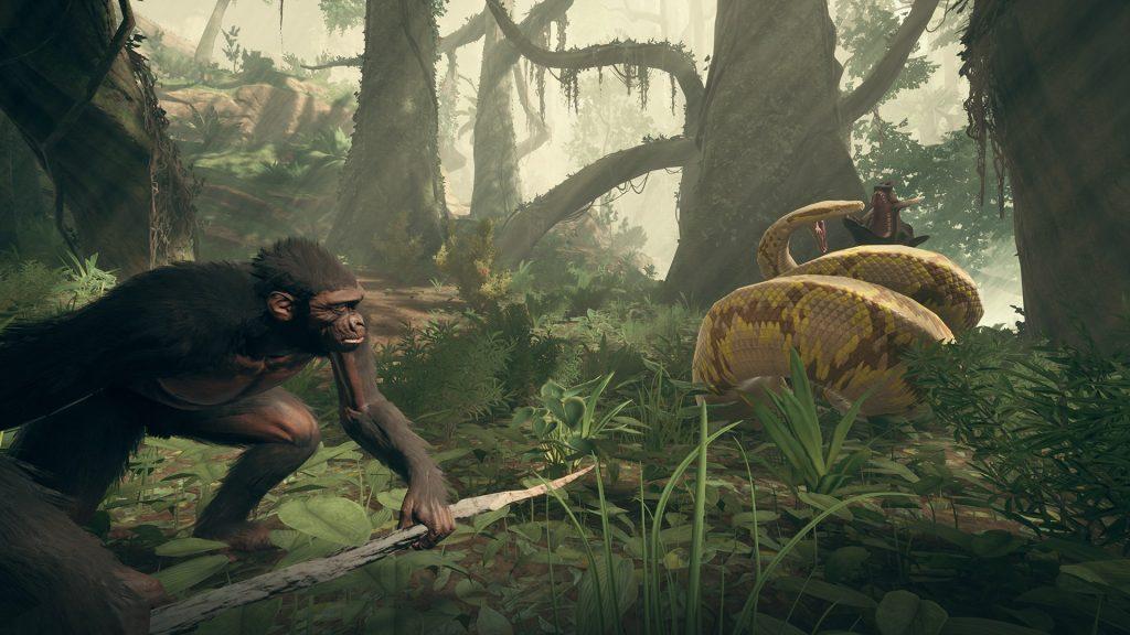 Ancestors: The Humankind Odyssey выходит в августе этого года