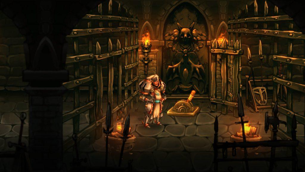 Robo-RPG SteamWorld Quest скоро появится на ПК