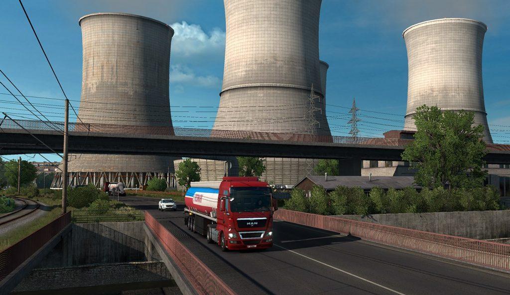 В Euro Truck Simulator 2 появится больше дорог