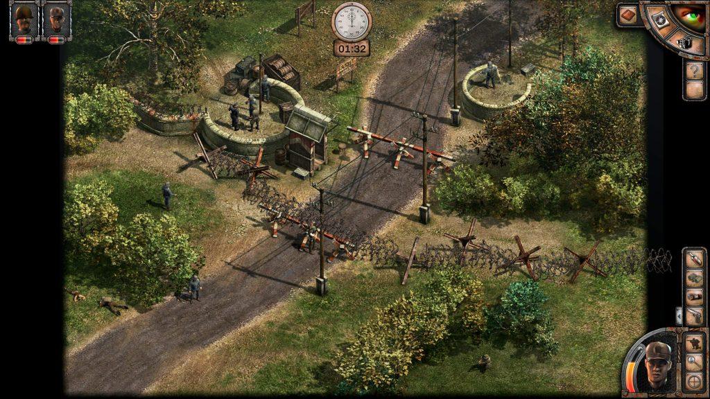 Анонсированы ремастеры Commandos 2 и Praetorians HD
