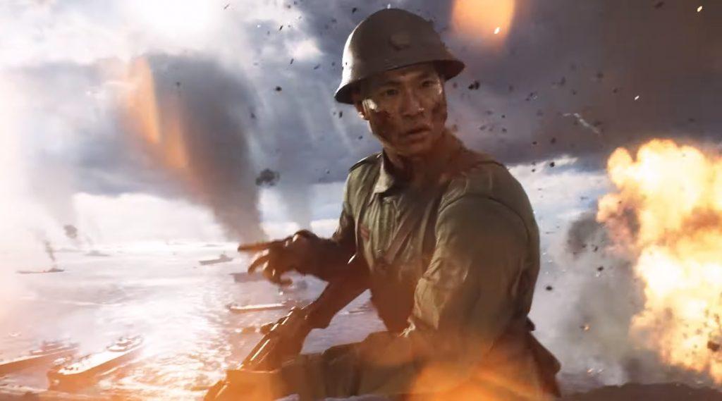 Battlefield 5 получит 6 новых карт и отправится в Тихий океан