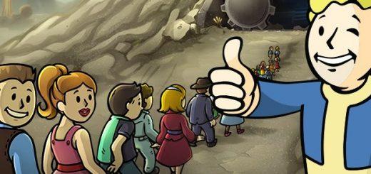 Для Fallout Shelter скоро выйдет новый сиквел, сыграть в который смогут только жители Китая