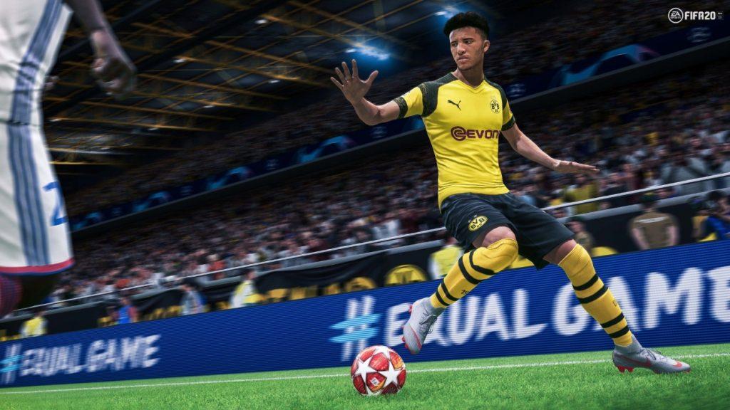 FIFA 20 выйдет уже в сентябре