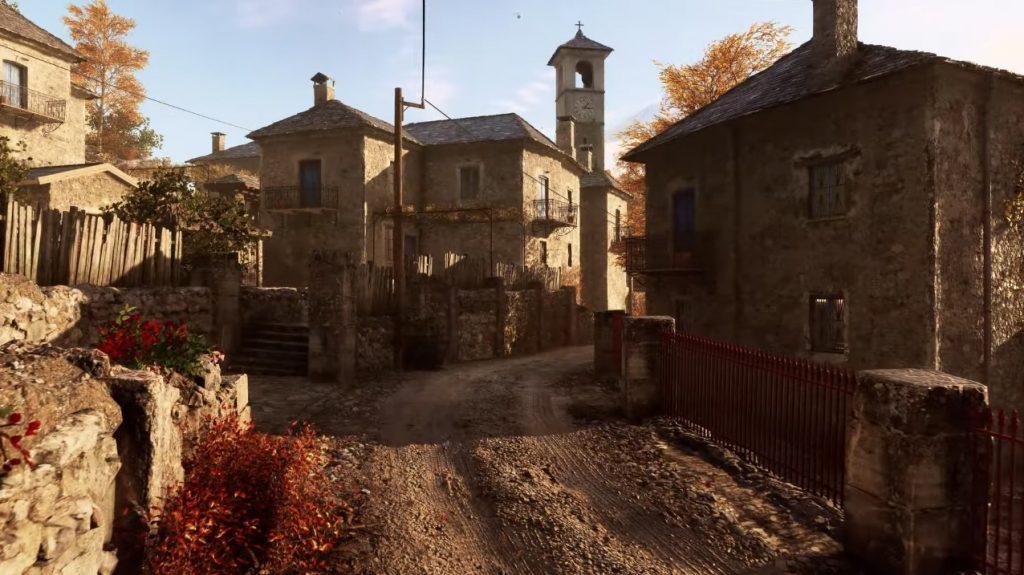 Обзор недавно анонсированной карты Marita в Battlefield 5, действия которой развернутся в Греции