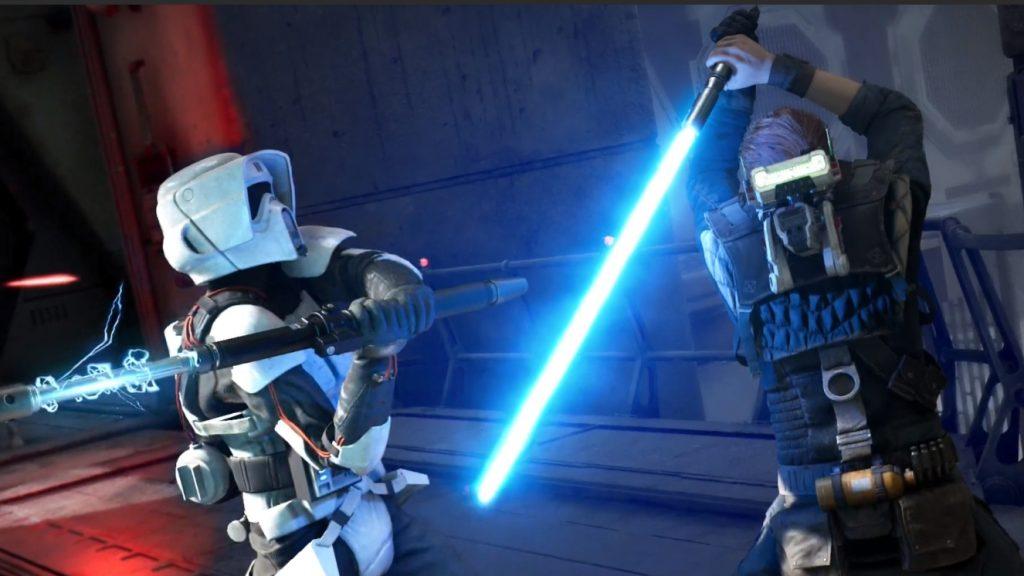 Star Wars Jedi: Fallen Order заимствует механики игры у Dark Souls и Metroid Prime