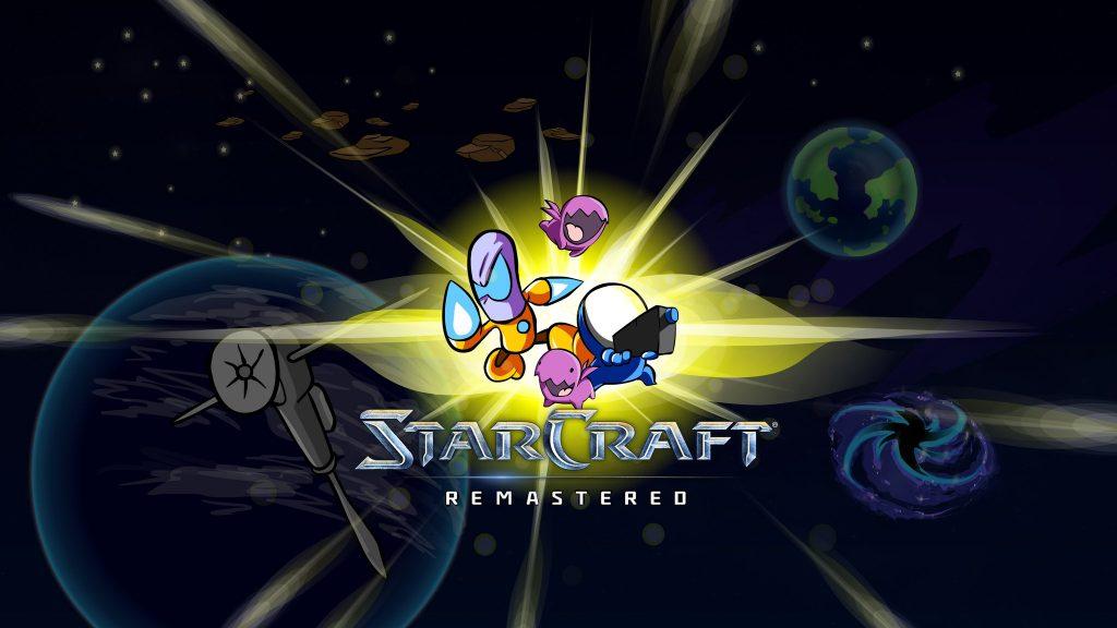 StarCraft: Remastered получит мультяшный рескин