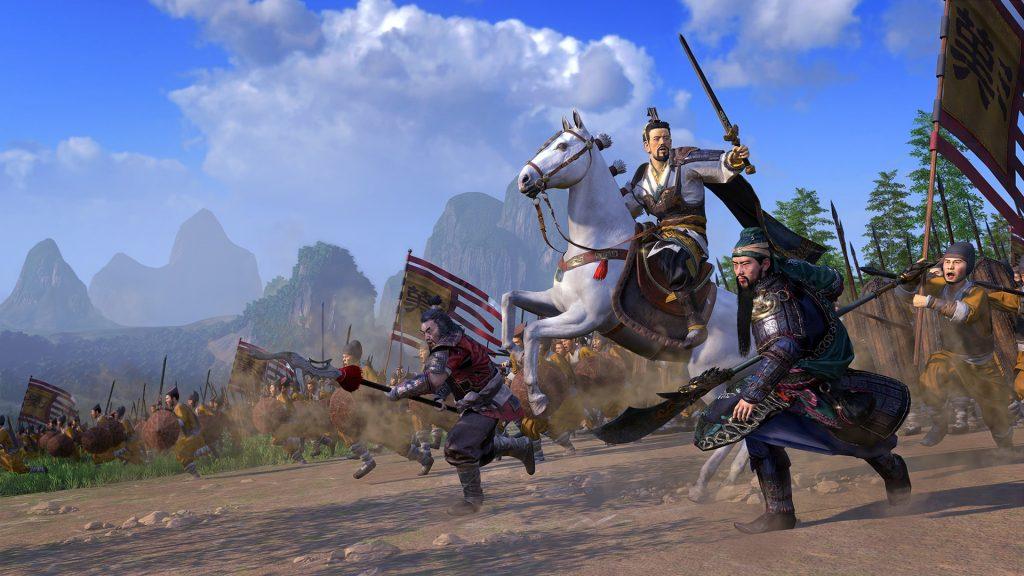 Total War: Three Kingdoms DLC содержит конское расчленение