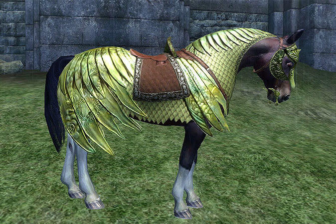 The Elder Scrolls IV: Oblivion - Horse Armour
