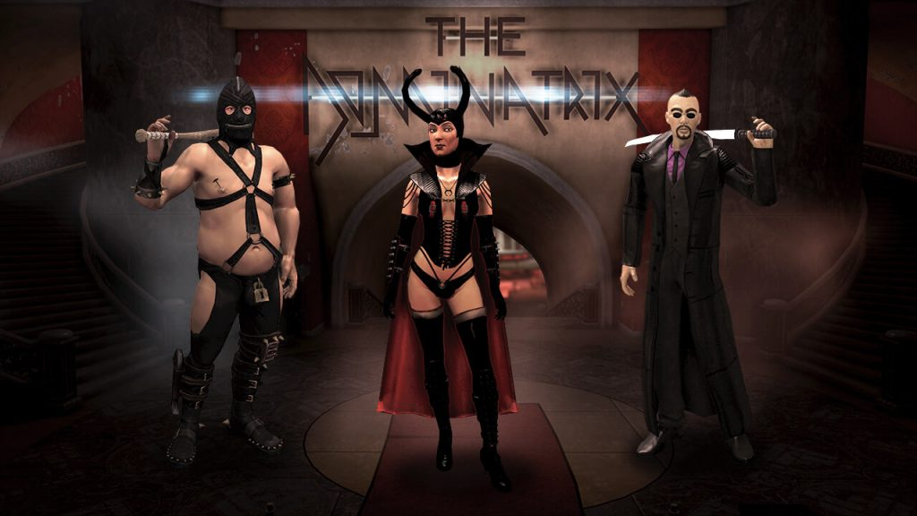 Saints Row - Enter The Dominatrix