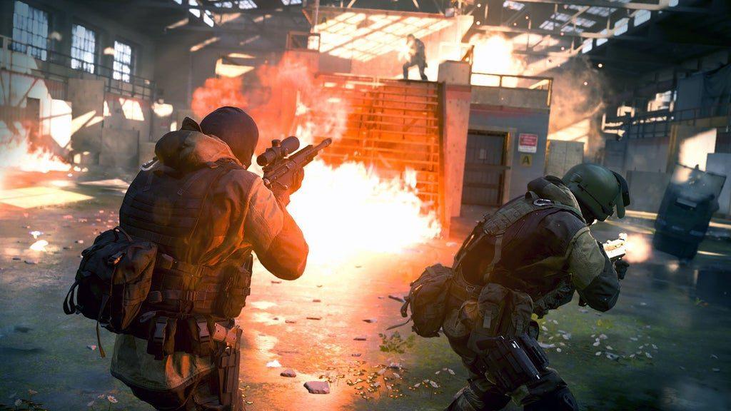 Infinity Ward выпустили 5-минутное 4K видео сырого игрового процесса Call of Duty: Modern Warfare