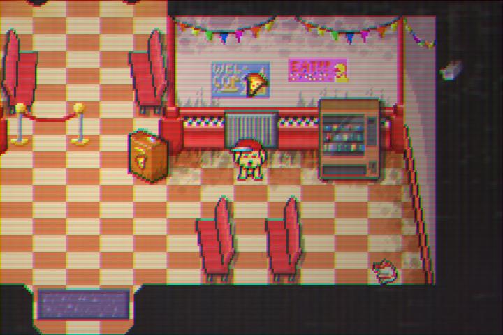 Процедурно нарезанная пицца-RPG No Delivery имеет тревожную бесплатную демо-версию