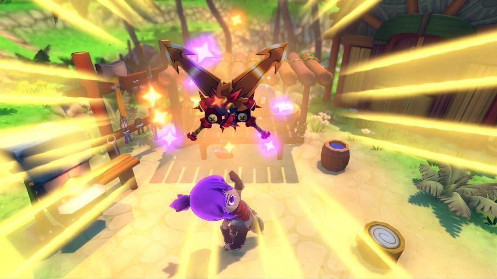 Re:Legend - JRPG, в которой нужно разводить монстров