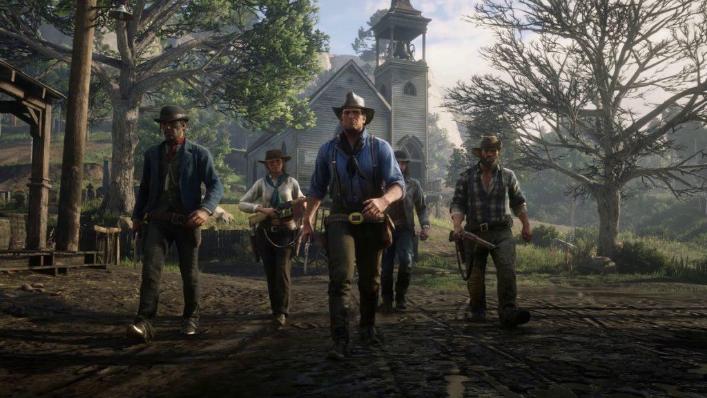 Red Dead Redemption 2 на ПК упоминается в исходном коде Social Club