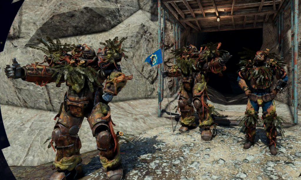 Рейды Fallout 76 появятся с 20 августа