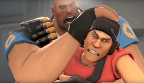 Торговля шапками в Team Fortress 2взломана, а уникальный инвентарьдешевеет