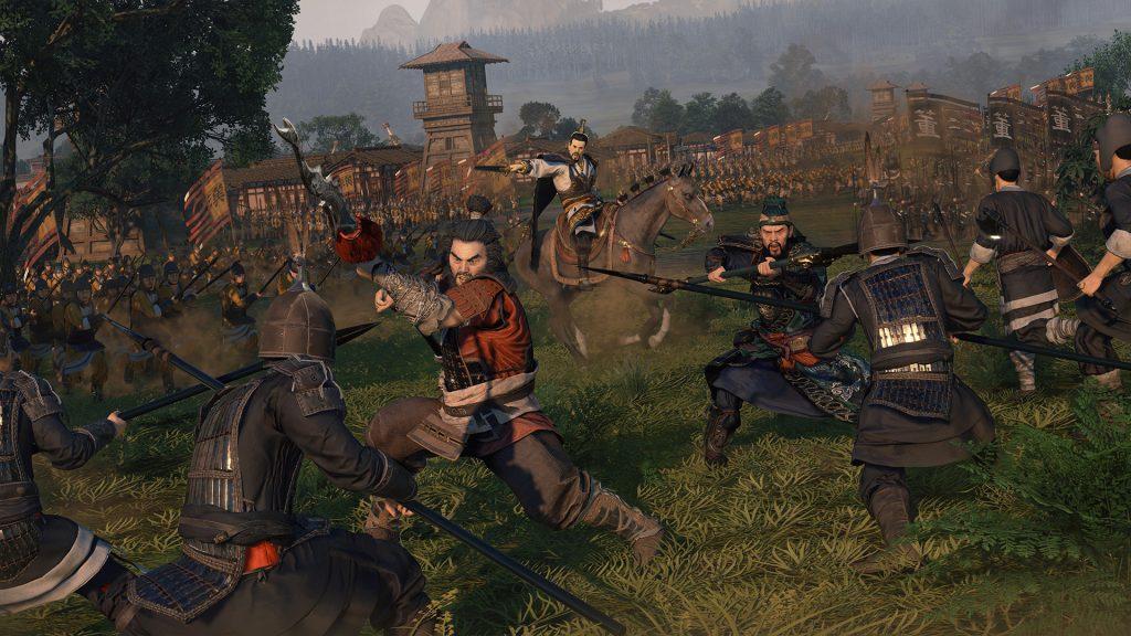 Total War: Three Kingdoms добавлена поддержка модов