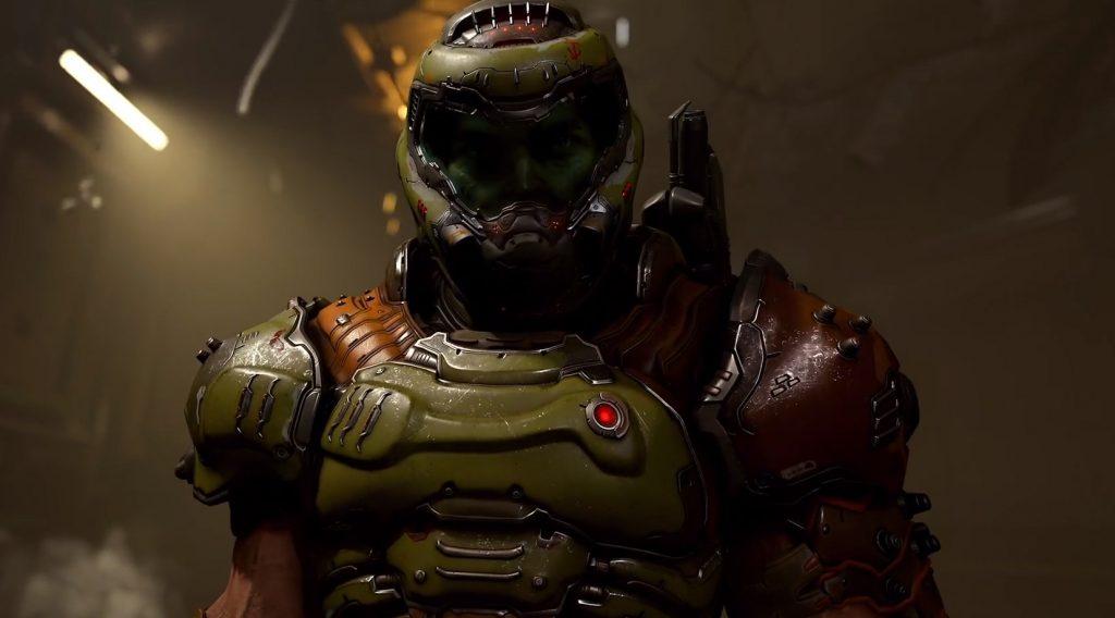 В Doom Eternal выпустят хаб- локацию, где можно узнать о личности Doomguy