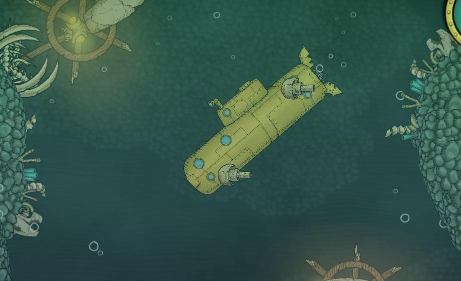 We Need to go Deeper – квест в подводном мире, вдохновленный Жюлем Верном
