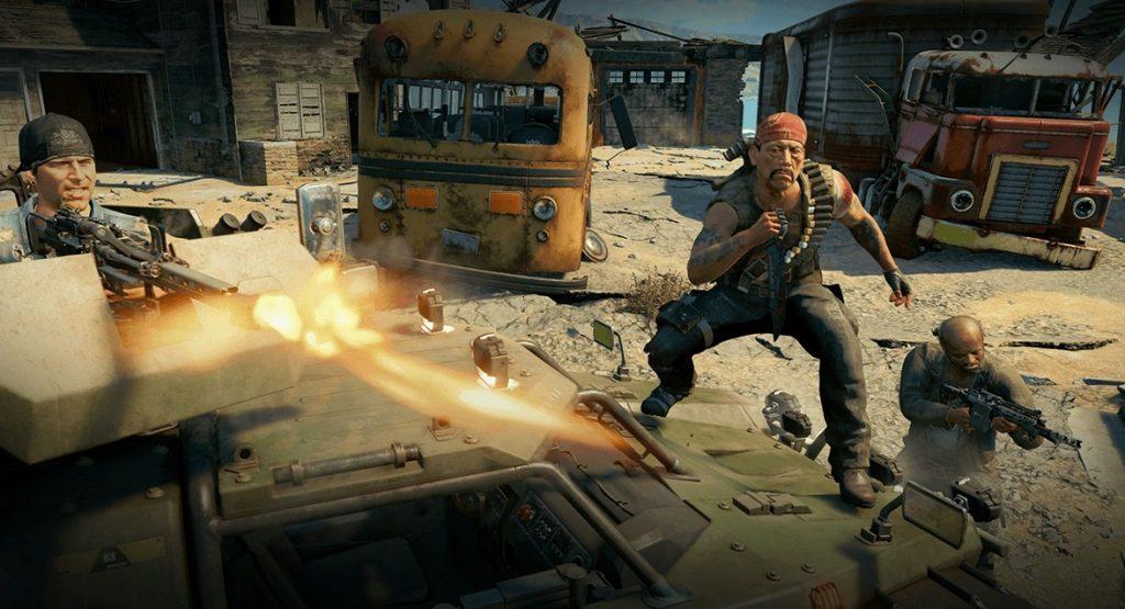 Зомби апокалипсис наступил для Call of Duty: Black Ops 4