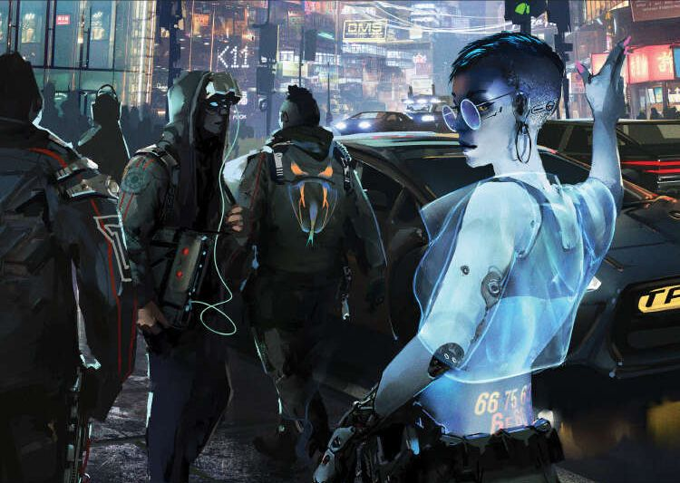 CD Projekt Red представила карточную настолку по Cyberpunk 2077