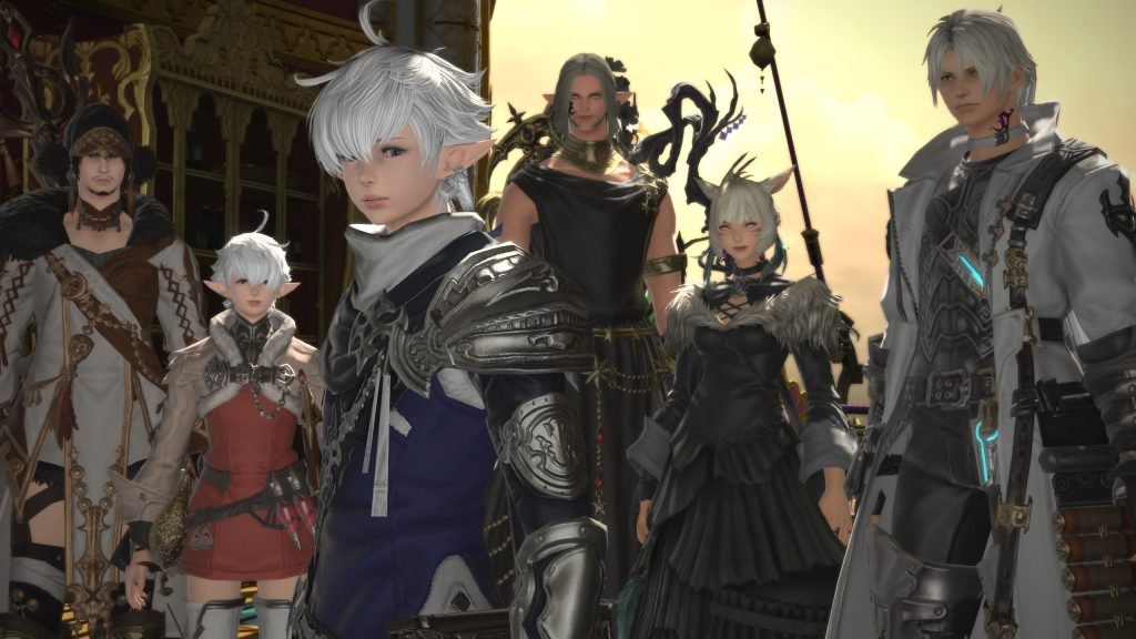 Final Fantasy 14: A Realm Reborn возрождается