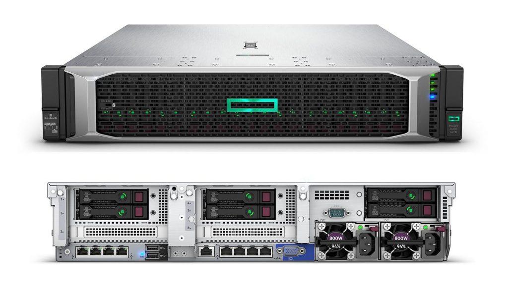 HPE ProLiant DL380 Gen10 – новые возможности для вашего бизнеса