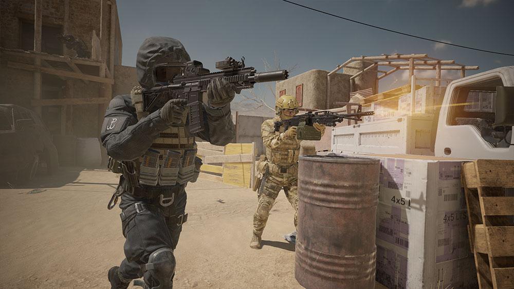 Презентация нового шутера Wargaming на Gamescom