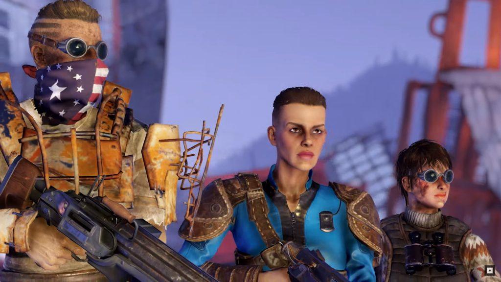 Система диалога Fallout 76 Wastelanders будет «больше похожа на Fallout 3», чем на Fallout 4