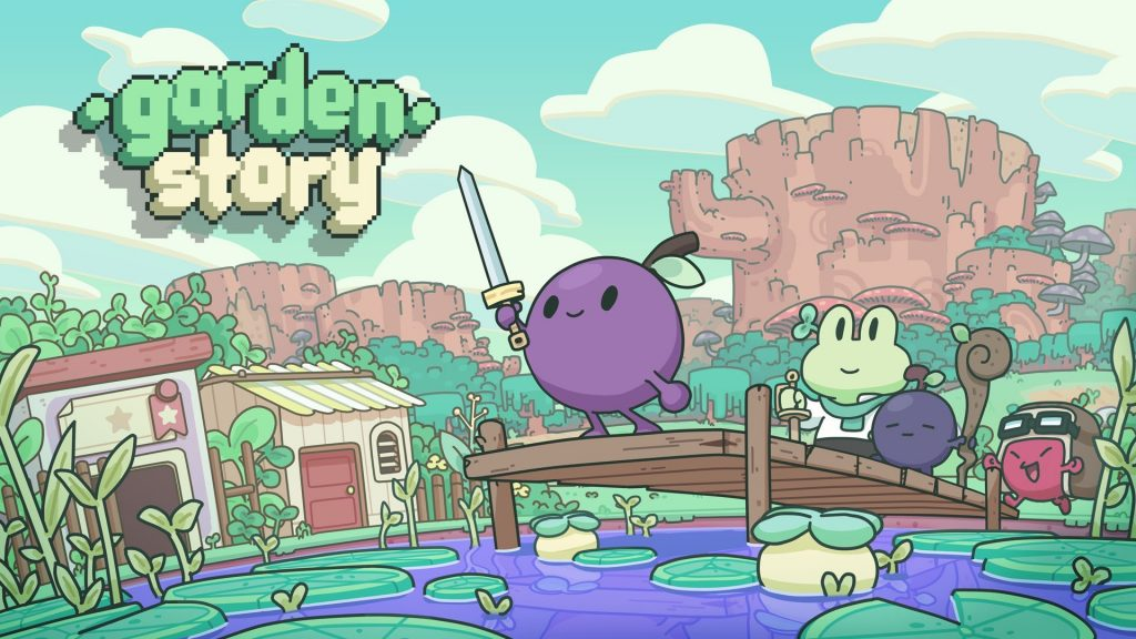 Супер милый город приключений Garden Story