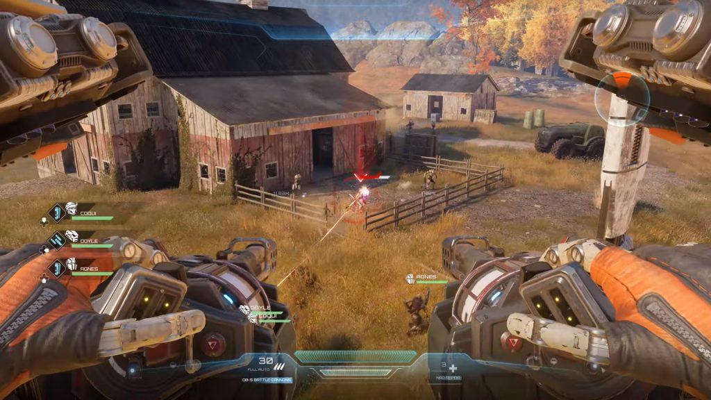 Трейлер Disintegration Gamescom показал нам 12 минут безумного мультиплеера